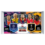 UEFA Champions League Match Attax 20/21 Kartenpäckchen (30)