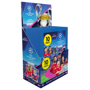 UEFA Champions League Sticker 20/21 Stickerpäckchen (30)