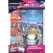UEFA Champions League Sticker 20/21 Starterpack