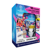 UEFA Champions League Sticker 20/21 Mini-Tin (12)