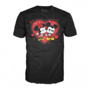 Funko Loose Tee: Disney: Mickey Mouse: Be My Minnie Assortment (10)