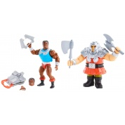 Masters of the Universe Origins Deluxe Actionfiguren (14 cm) Sortiment (4) Wave 1