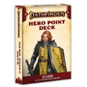Pathfinder Hero Point Deck (P2) - EN