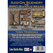 Add-On Scenery - Town Trimmings - EN