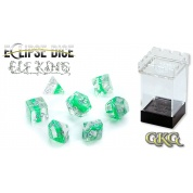 Eclipse Dice Elf King (7 Dice Set)
