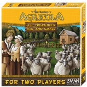 Agricola: All Creatures Big and Small (2 Players) - EN