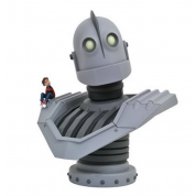 Legends in 3D Movie Iron Giant 1/2 Scale Bust