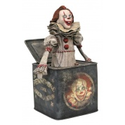 It Chapter 2 Gallery Pennywise in Box PVC Statue