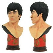 Legends in 3D Movie Bruce Lee 1/2 Scale Bust