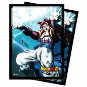 UP - Deck Protector Sleeves - Dragon Ball Super SS4 Gogeta (100 Sleeves)