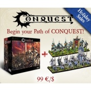 Conquest - Begin Your Path of Conquest 2 Player Starter Set Bundle - EN