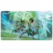 UP - Playmat for Magic The Gathering - Strixhaven V5