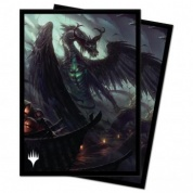 UP - 	Standard Sleeves for Magic: The Gathering - Strixhaven V3 (100 Sleeves)