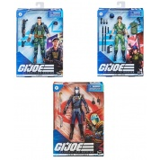 G.I. Joe Classified Series Action Figures 15 cm Assortment (6) wave 6