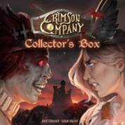 Crimson Company Collector's Box - DE