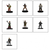 D&D Icons of the Realms: The Yawning Portal Inn - Friendly Faces Pack - EN