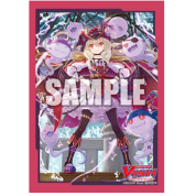 Bushiroad Sleeve Collection Mini Vol.501 Cardfight!! Vanguard's 'Ghostie Leader, Beatrice' Display (12 Packs)