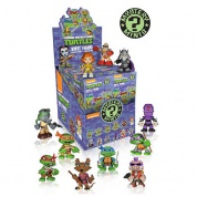 Funko - Teenage Mutant Ninja Turtles - Mystery Minis 12 Mini-Vinyl Figures Display (random packaged blind boxes)