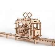 Ugears - Tram on Rails
