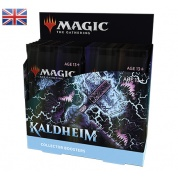 MTG - Kaldheim Collector Booster Display (12 Packs) - EN
