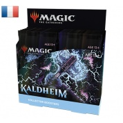 MTG - Kaldheim Collector Booster Display (12 Packs) - FR