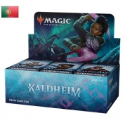 MTG - Kaldheim Draft Booster Display (36 Packs) - PT