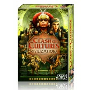 Clash of Cultures Expansion - Civilizations - EN