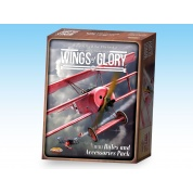 WW1 Wings of Glory Rules and Accessories Pack - EN