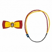 Harry Potter - Gryffindor Clip Double Headband Set of 2 (trendy)
