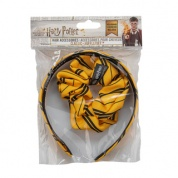 Harry Potter - Hufflepuff Headband Scrunchy Set of 2 (classic)