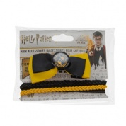 Harry Potter - Hufflepuff Clip Double Headband Set of 2 (trendy)