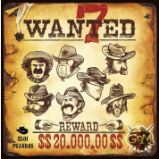 Wanted 7 - EN/DE/FR/SP