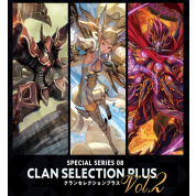 Cardfight!! Vanguard Special Series Clan Selection Plus Vol.2 Display (12 Packs) - EN