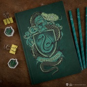 Harry Potter - Slytherin Notebook 128 pages