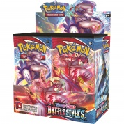 PKM - Sword & Shield 5 Battle Styles Booster Display (36 Boosters) - EN