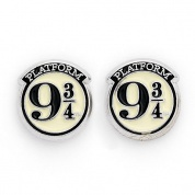 Harry Potter - Platform 9 3/4 stud earrings