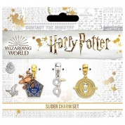 Harry Potter - S-Plated charm set - Chocolate frog