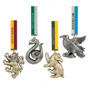 Harry Potter - House Mascot Ornaments