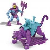Mattel Mega Construx Probuilder Masters of the Universe Skeletor and Panthor