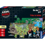 Krimi-Puzzle: Die drei ??? Kids - T-Rex in Action - DE