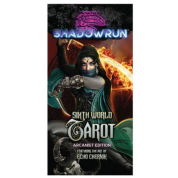 Shadowrun Sixth World Tarot Arcanist Ed. - EN