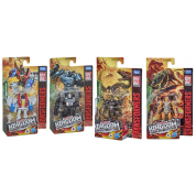 Hasbro Transformers Toys Generations War for Cybertron: Kingdom Core Class Assortment (8) Wave 2