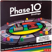 Phase 10 Strategy Game - DE