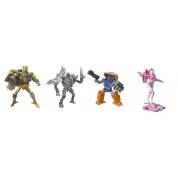 Hasbro Transformers Toys Generations War for Cybertron: Kingdom Deluxe Assortment (8) Wave 2