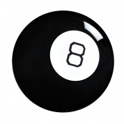 Magic 8 Ball - DE