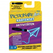 Pictionary Air Extension Pack Activities - DE