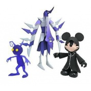 KH Select SER 3 BCH Mickey Assassin & Purple Shadow