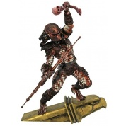 Predator 2 Gallery Hunter PVC Statue
