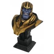 Legends in 3D Marvel Avengers 4 Thanos 1/2 Scale Bust