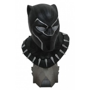 Legends in 3D Marvel Movie Avengers 3 Black Panther 1/2 Scale